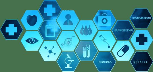 услуги наркологической клиники